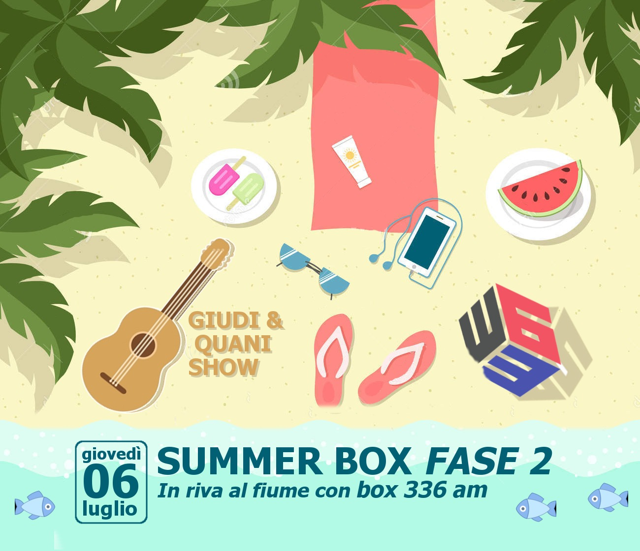 #box336am Summer Box – FASE 2 –