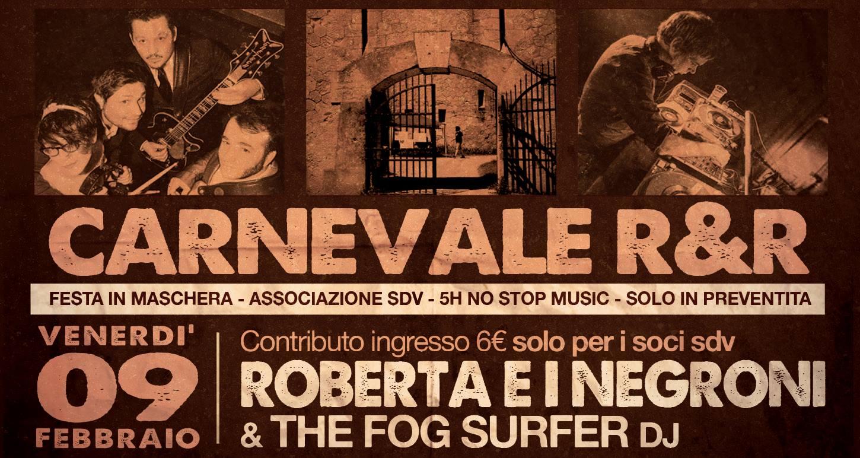 CARNEVALE RnR – LA Festa in Maschera