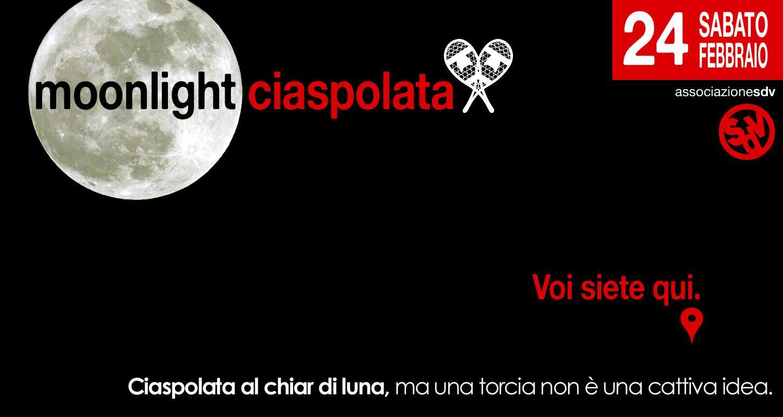 SDV Moonlight Ciaspolata & Cena in Rifugio