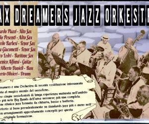 Sax Dreamers Jazz Orkestra – sabato 24 novembre 2018 ore 21